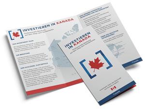 Grafikdesign Layout Gestaltung Für Flyer Broschüren In